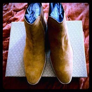 Men's Suede Chelsea Boot